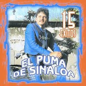 Cd El Puma De Sinaloa 15 Exitos