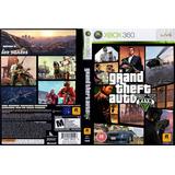 Gta V Y Fifa 17 Para Xbox 360