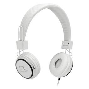Headphone Head Fun Com Microfone P2 3,5mm Hi-fi Multilaser