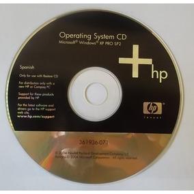Cd Fisico Windows Xp Profesional Sp2