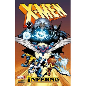 X-men: Inferno - Volume 6 - Marvel