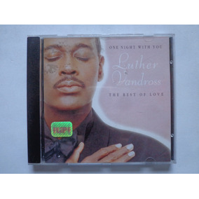 Luther Vandross:one Night With You: The Best Of Love