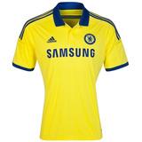 Camiseta Del Chelsea Amarilla Imperdible en Mercado Libre Colombia e541bca5ae2fb