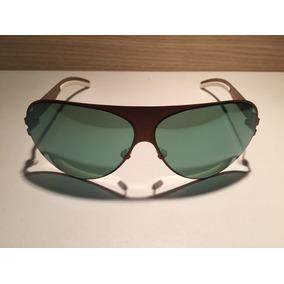 ada6c3948988a Oculo Mykita Dourado De Sol - Óculos no Mercado Livre Brasil