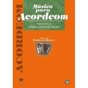 Música Para Acordeom - Tributo A Mário Gennari Filho