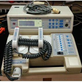Desficrilador Cardioversor Portatil Cardiologia Ambulância