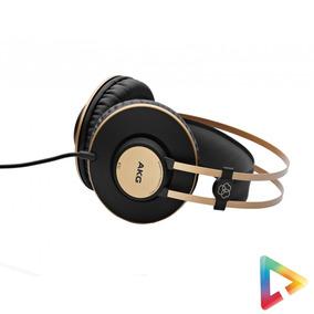 Headphone Fone De Ouvido Akg Over Ear K92 Profissional