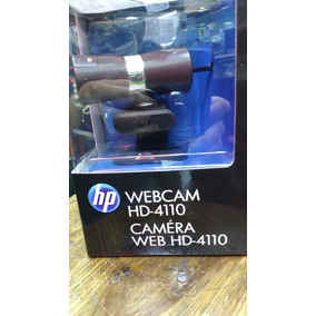 Webcam Hd 4110 Hp Astronômica Full Hd 1080