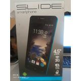 Slide Smartphone Color Azul + Dual Sim (sp4513-bl)