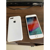 iPhone 7 32gb Dourado Muito Novo
