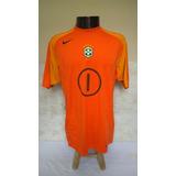 Camisa Goleiro Selecao Brasileira Nova - Futebol no Mercado Livre Brasil 1a766fd4f8bd2