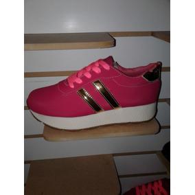 Zapatos Deportivos Dama Solo X Mayor