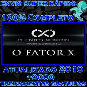 Fator X + Clientes Infinitos 2019 - Pedro Superti + 9000b