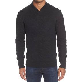 Sweater De Diseñador Talla Xxl Algodon /casimiro