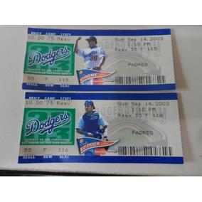 Ingressos Dodgers 2003