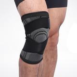3d Pressurizado Fitness Bandagem Joelho Apoio Braçadeira El