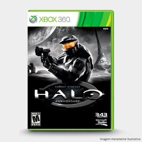 Halo: Combat Evolved Anniversary: Original Xbox 360 - Novo