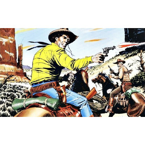 Tex Willer - Coleção Mensal + De 560 Revistas (hq Digital)