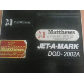 Impresora Inyeccion De Tinta Matthews Dod 2002a