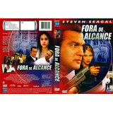 Fora De Alcance Steven Segal Dvd Original Lacrado