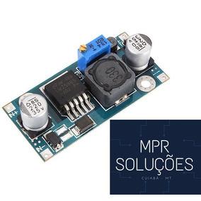 Regulador De Tensão Lm2596 3a - Cuiabá/mt