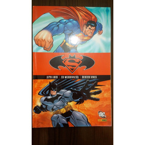 Superman E Batman Inimigos Públicos