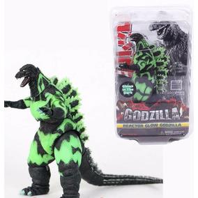 Godzilla Reactor Glow Neca Brilha No Escuro Loot Crate Dx