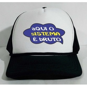 Bone Sistema Bruto - Bonés para Masculino no Mercado Livre Brasil 884cfd6e51d