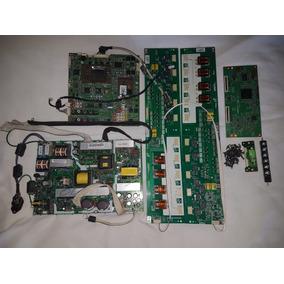 Kit Placas,cabos,parafusos Tv Samsung Ln40r518 Funcionando