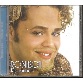 cd robinson monteiro romantico