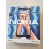 Nokia 5.1 Color Durazno Nuevo. Android Liberado