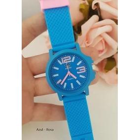 09c7395706e Relógio Silicone em São José dos Campos no Mercado Livre Brasil