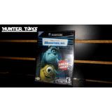Nintendo, Monster Inc., Juego De La Pelicula, Gamecube!!