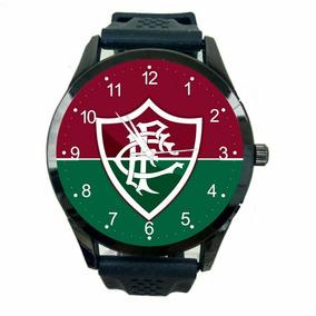 Relógio Fluminense Masculino Barato Futebol Esporte Fc T670. R  84 90 25f714eb4a103