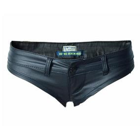 Mini Shorts Pantalones Cortos Sexy De Cintura Baja Mujer