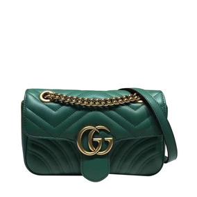 Bolsa Gucci Marmont Matelasse Feminina Média - Frete Grátis