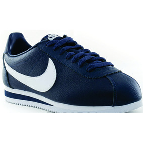 innovative design 50b19 fb906 Nike Classic Cortez Leather Dark Blue - Hombre