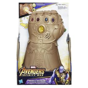 Guerra Infinita - Thanos Manopla Eletrônica- Hasbro