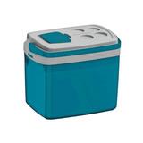 Caixa Térmica 32 Litros Azul - Soprano