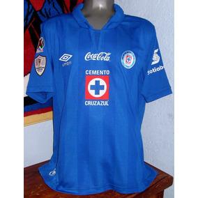 Cruz Azul Umbro Campeon Concachampions 2014 Chaco Gimenez 8fe46ef1ae1