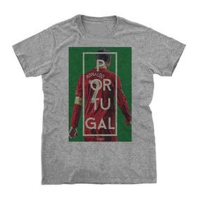 Camisa Cinza Infantil Cristiano Ronaldo - Camisetas e Blusas no ... 39e56add942e4