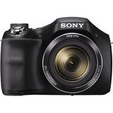 Cámara Digital Sony Cyber-shot Dsc-h300 20.1 Mp - Negro - C