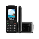 Celular Alcatel 1052d Dual Sim Câmera Rádio Fm Ultraleve