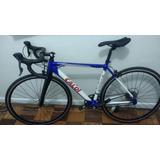 Bicicleta Caloi Strada 2017 Tam 50 Com Pedal Shimano Pd-r540