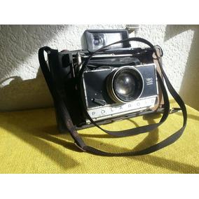 81f15a7b03 Antigua Camara De Fuelle Polaroid 190 Land Camera Coleccion