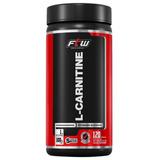 L-carnitine 500mg - Ftw - 120 Cápsulas # Termogênico