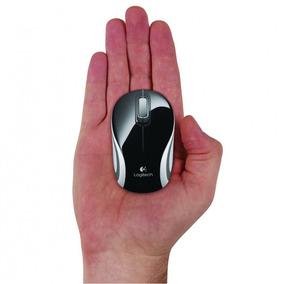 Mouse Wireless Logitech M187 Usb