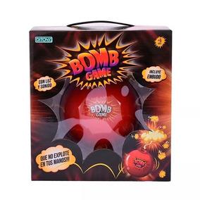 Bomb Game Juego De Agua Bomba Explota Ditoys Casa Valente