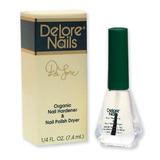 Delore Para El Endurecedor De Uñas Orgánico Nails Y El Secad