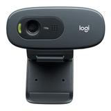 Webcam Hd Logitech C270! 720p!